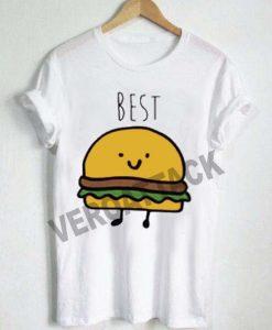 best burger BFF T Shirt Size XS,S,M,L,XL,2XL,3XL