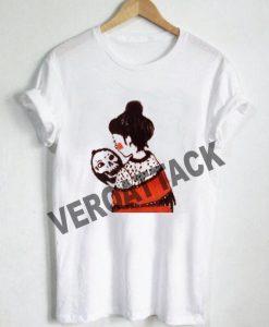 halloween baby skull anime art T Shirt Size XS,S,M,L,XL,2XL,3XL