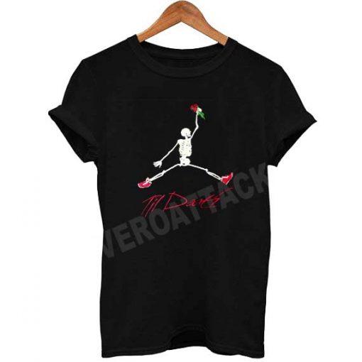 halloween rose till death T Shirt Size XS,S,M,L,XL,2XL,3XL