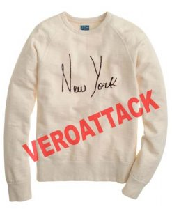 new york natural color Unisex Sweatshirts