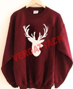 deer christmas Unisex Sweatshirts