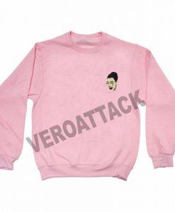 kim kardashian cry funny light pink Unisex Sweatshirts