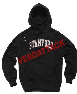 stanford black color Hoodies