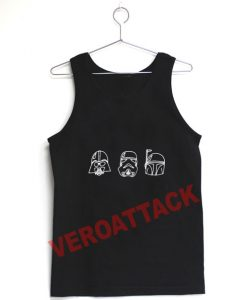 star wars funny Adult tank top men and women