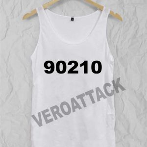 90210 Adult tank top men and women
