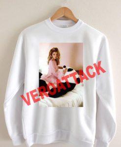 kate moss style 90 s Unisex Sweatshirts