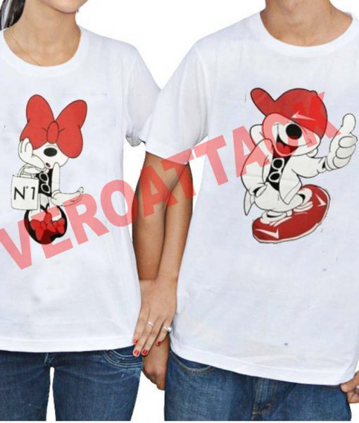 mickey and minnie mouse couple