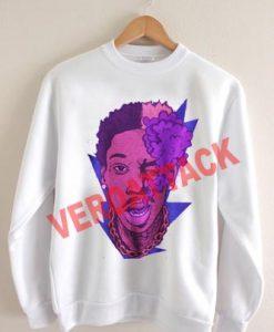 wiz khalifa art Unisex Sweatshirts