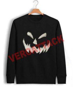 halloween face Unisex Sweatshirts