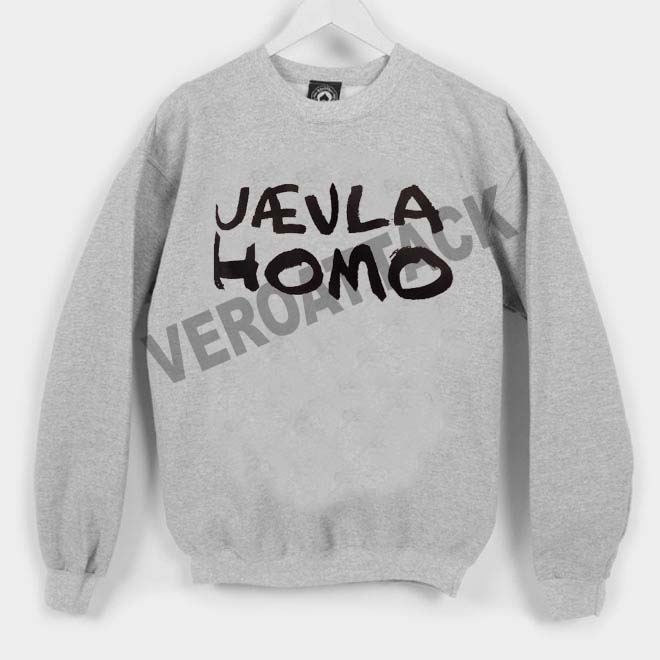 jaevla homo Unisex Sweatshirts