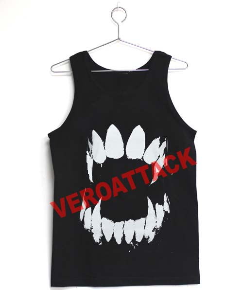 dracula Adult tank top men and women