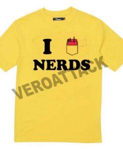 i nerds T Shirt Size XS,S,M,L,XL,2XL,3XL