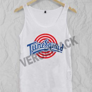 tune squad Adult tank top men and women