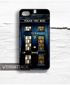 tardis police public box Design Cases iPhone, iPod, Samsung Galaxy