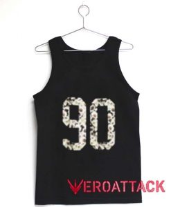 90 Adult tank top men and women
