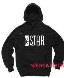 Star Laboratories Black Color Hoodie