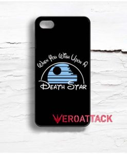 When You Wish Upon A Death Star Design Cases iPhone, iPod, Samsung Galaxy