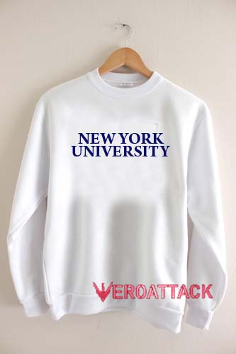 New York University Unisex Sweatshirts
