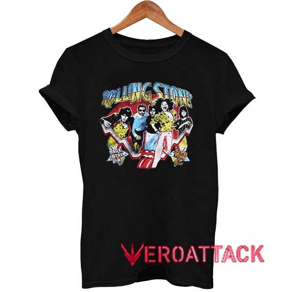 Rolling Stones Art Vintage T Shirt Size XS,S,M,L,XL,2XL,3XL