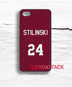 Stilinski 24 Teen Wolf Design Cases iPhone, iPod, Samsung Galaxy