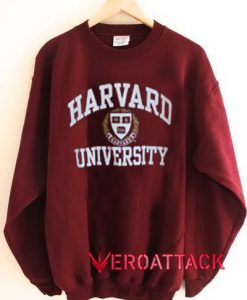 Harvard University Logo Unisex Sweatshirts