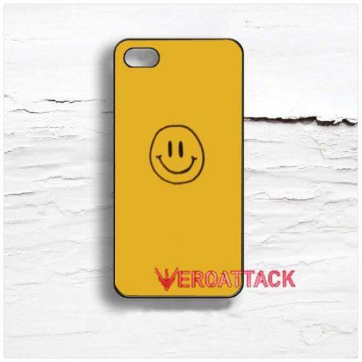 Smile Emoji Design Cases iPhone, iPod, Samsung Galaxy