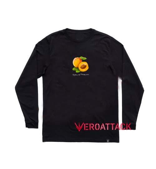 4034591b6 Apricot Princess adult Long sleeve T Shirt