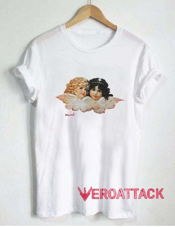 Shirt Xs Angels s l Fiorucci 2xl 3xl Size m T xl N8OwPXkZn0