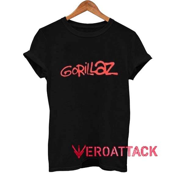 Gorillaz T Shirt Size XS,S,M,L,XL,2XL,3XL