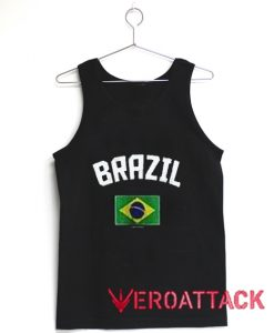 Brazil Adult Tank Top Men And Women