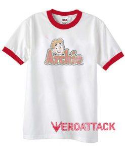 Archia unisex ringer tshirt