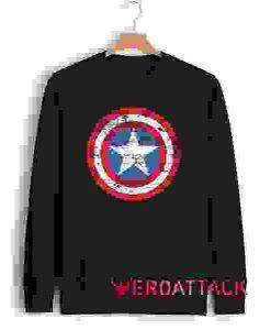 Captain America Vintage Unisex Sweatshirts