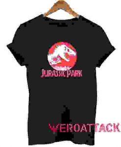 Jurassic Park Logos T Shirt Size XS,S,M,L,XL,2XL,3XL