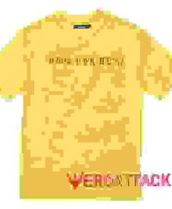 0 800 U Ok Hun T Shirt