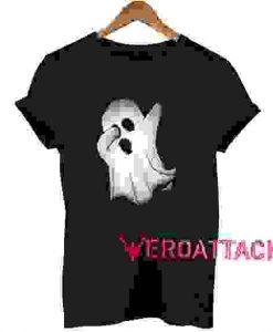 Creepy Dabbing Funny Ghost T Shirt