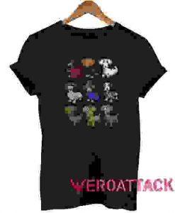 Dachshund Happy halloweiner T Shirt