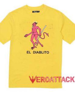El Diablito Devil T Shirt