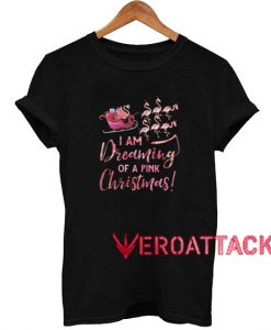 Flamingo i am dreaming T Shirt