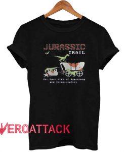 Jurassic trail T Shirt