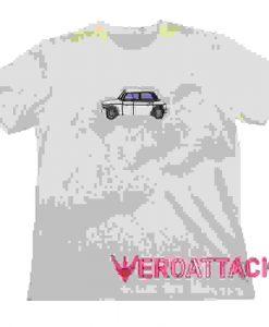 Light Purple Car Cream T Shirt Size S,M,L,XL,2XL,3XL