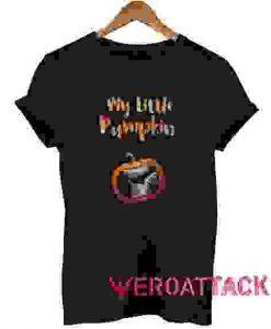 My little Pumpkin T Shirt