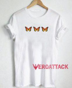 Tree Monarch Butterfly T Shirt