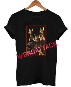Triple Dog T Shirt