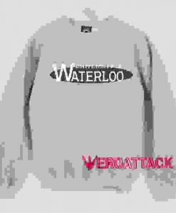 Waterloo University Unisex Sweatshirts