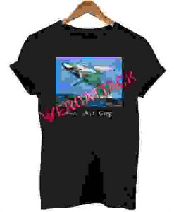 Whale Jumping Sustainability Gang T Shirt