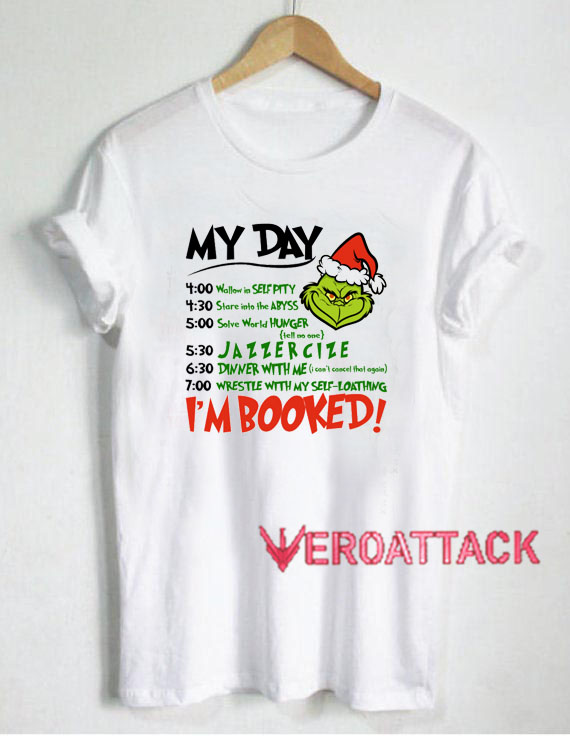 57a0a3aa8 The Grinch My Day T Shirt Size XS,S,M,L,XL,2XL,3XL