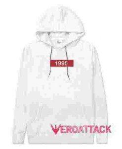 1995 White hoodie