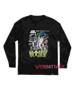 Star Wars A New Hope in Little China Long sleeve T Shirt