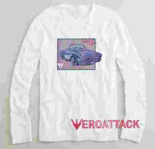 1960 Corvette Convertible Long sleeve T Shirt
