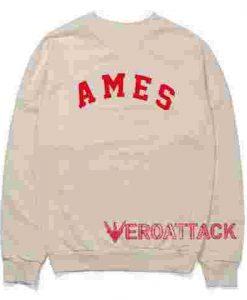 Ames Cream Unisex Sweatshirts
